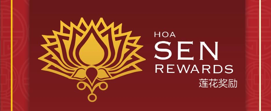HOA SEN Rewards